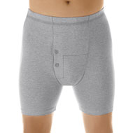Wearever Mens Incontinence Boxer Briefs