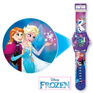 Disney Frozen Musical Digital Projection Watch - 45619