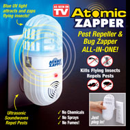 Automatic Zapper Pest Repellent and Zapper - 45653