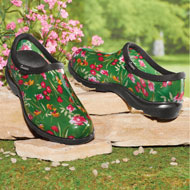 Fresh Cut Green Sloggers Waterproof Garden Shoes