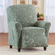 Fernwood Stretch Slipcover Soft Textured Pattern - 45768