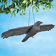 Raven Tree Hanging Figurine - 45787