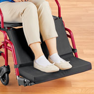 Wheelchair Foot and Leg Support and Foam Cushion - 45911