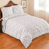 Elegant Madison Pintuck Quilted Bedspread