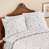 Elegant Madison Pintuck Quilted Pillow Sham - 46241