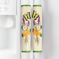 Spring Floral Kitchen Appliance Handle Covers - 46275
