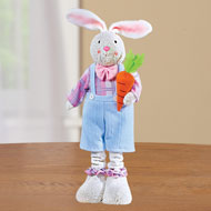 Expandable Bunny Greeter Easter Decoration - 46419