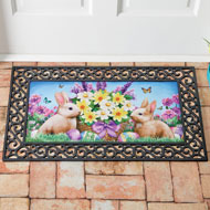 Seasonal Scene Rubber Door Mat - 46470