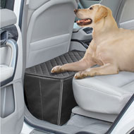 Quilted Pet Seat Extender with Storage - 46519