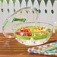 Keep it Cold Food Storage Bowl with Lid and Handle - 46523