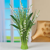 Lily of the Valley Grass Bunch Arrangement - 46591