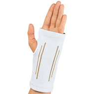 Antimicrobial Therapeutic Wrist Support - 46808