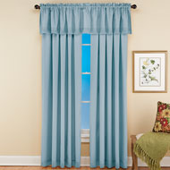 Insulated Double Layer Sheer Window Curtains - 46816