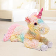 Enchanted Musical Color Changing Unicorn - 46844