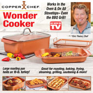 Copper Chef Wonder Cooker As Seen on TV