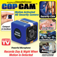 Cop Cam Elite - As Seen On TV - 46895