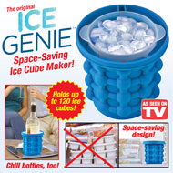 Ice Genie Ice Cube Maker & Storage - 46903