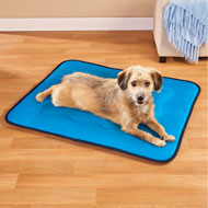 Indoor and Outdoor Waterproof Memory Foam Pet Mat - 46921