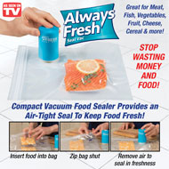 Always Fresh Seal Vac - As Seen On TV - 46961