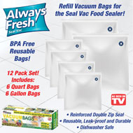 Seal Vac Refills - As Seen On TV - 46962