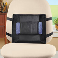 Therapeutic Hot or Cold Lumbar Support Cushion - 46977