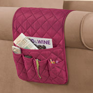 Organizer and Space Saving Armrest Cover - 46990