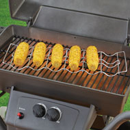 BBQ Corn Grilling Rack with Handles - 47126
