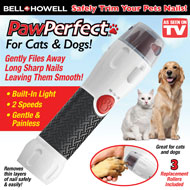 Paw Perfect Rotating File Pet Nail Trimmer - 47473