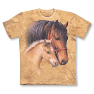 Pretty Horses Beige Short Sleeve T-Shirt - 47506