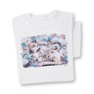 Color Changing Kittens T-Shirt - 47546