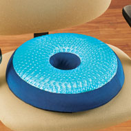 Pressure Reducing Coccyx Seat Cushion - 47575