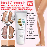 Ideal Conceal Body Makeup Cream - 47582