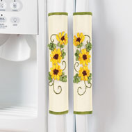 Sunflower Appliance Handle Covers - Set of 3 - 47704