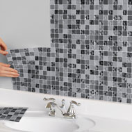 Easy-to-Apply Convex Wall Tiles - 47709