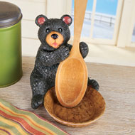 Bear Spoon Rest - 47808