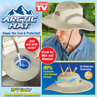Arctic Hat with Ventilation