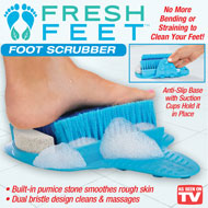Fresh Feet Foot Scrubber - 48426