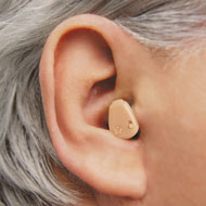 Rechargeable Micro Bionic Hearing Aid - 48434