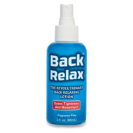 Back Relax Pain Relief Formula Lotion - 48591