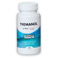 Tremanol All-Natural Tremor Relief Capsules - 48604