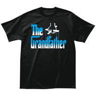 The Grandfather Iconic Design T-Shirt - 48609