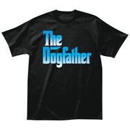 The Dogfather Iconic Tribute T-Shirt