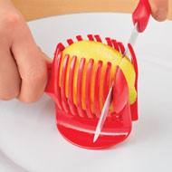 Hold-N-Slice Handheld Food Slicer - 48651