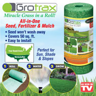 GroTrax All-In-One Grass Roll - 48725