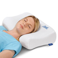 Contour Cloud 3-Layer Design Cool Air Pillow - 48761