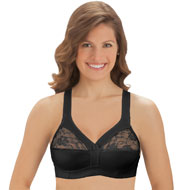 Underwire-Free Comfortable Cotton Bra
