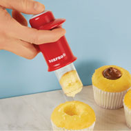 Cupcake Corer Baking Tools - Set of 2 Sizes - 49648