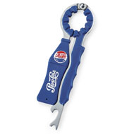 Pepsi Heritage 3-in-1 Beverage Opener with Grip - 49675