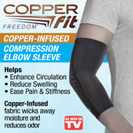 Copper Fit Freedom Compression Elbow Sleeve - 49753