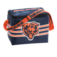NFL Football Licensed Insulated Lunch Bag/Tote